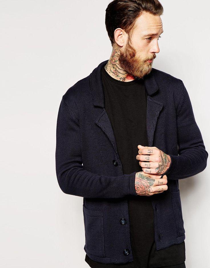 ASOS Knitted Blazer