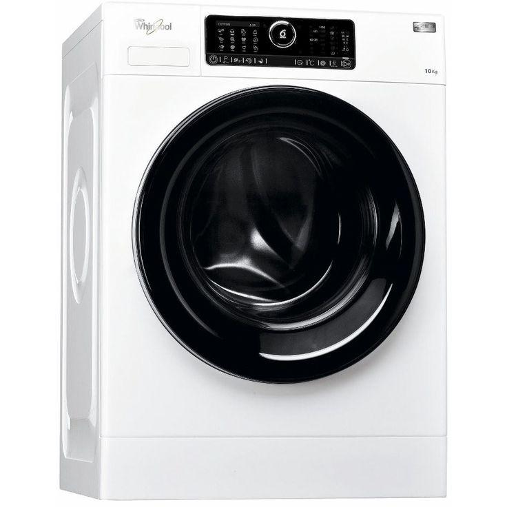 Masina de spalat rufe Whirlpool Supreme Care FSCR10431, 6th Sense, 10 kg, 1400…