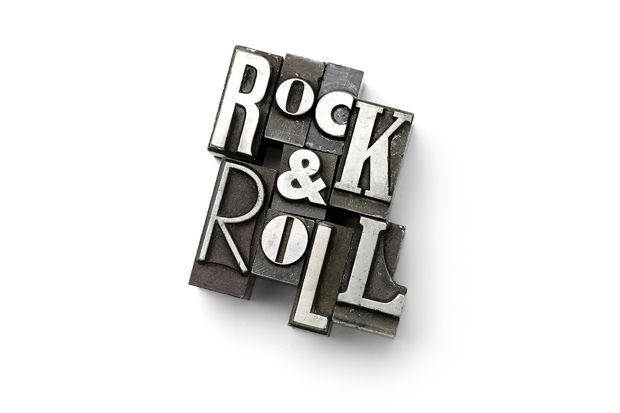 Rock and Roll Lead Types