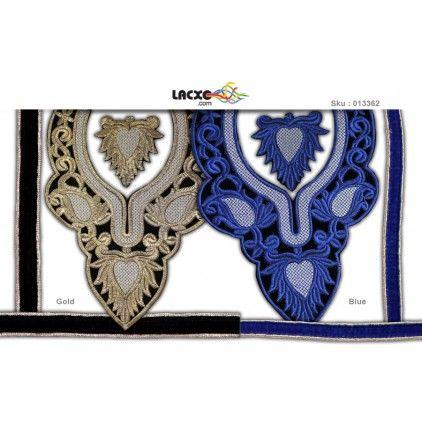 Neck Designs - 013362 Rs108.00 / 1 Pcs