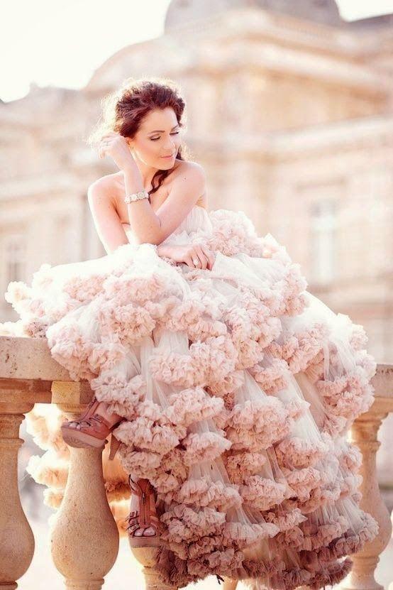Romantic Blush Dress