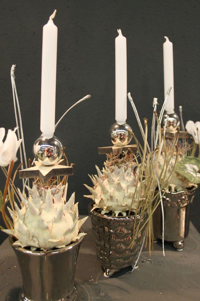 883 besten floristik dekoration gestecke weihnachten for Floristik dekoration