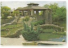 Japanese Tea Gardens - San Antonio, Texas  Zen.....:>)