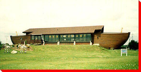 Noah's Ark - Cobden, Ontario  My Grandparent's live in Cobden!