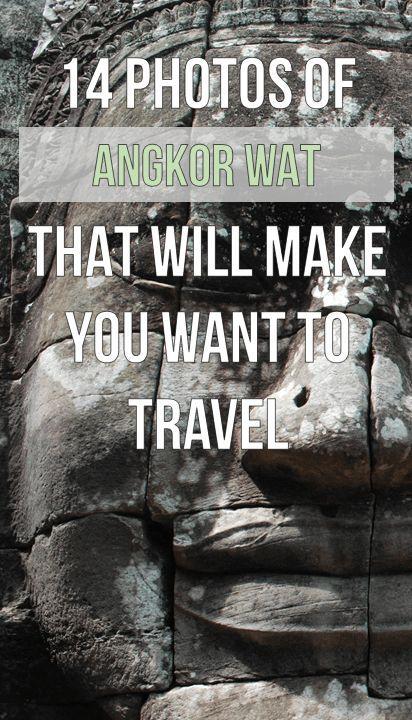 Angkor Wat, Cambodia on Pinterest