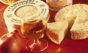 Coeur de Camembert au Calvados