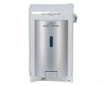 Pattumiera aspirante senza sacco Bob Home 2458 Dust Nanny 800 watt - Capacità del serbatoio raccogli polvere di 1,5 litri.