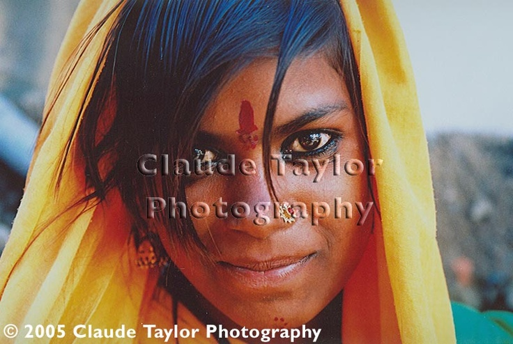 Girl in Udaipur