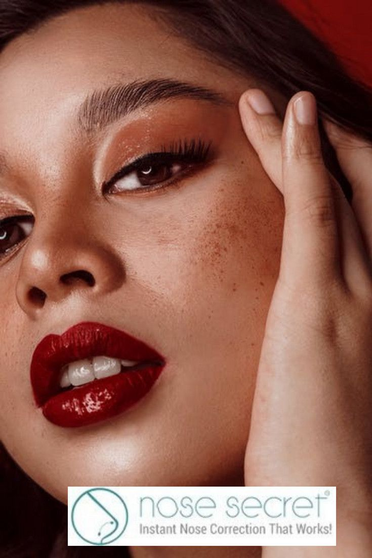 Pin by NoseSecret on diy nose job Natural makeup tips