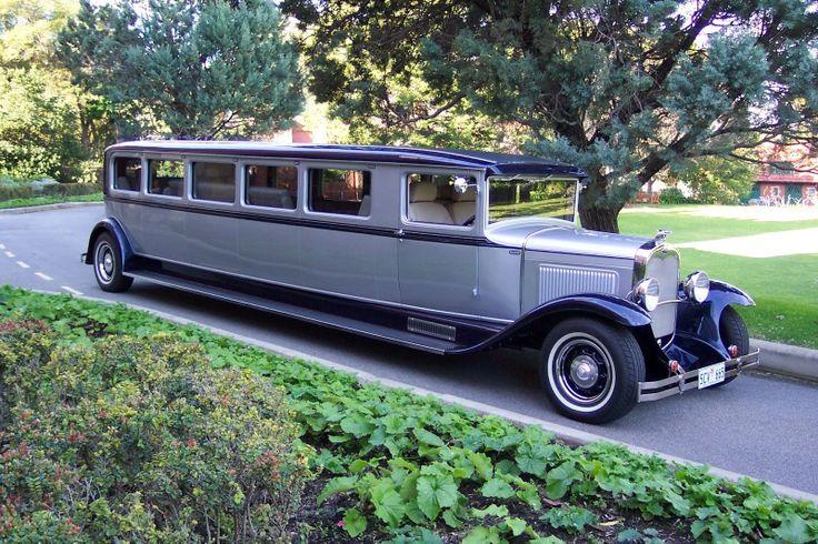 Old limo Limo, Limousine, Cars trucks