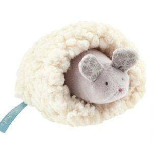 Milk tooth mouse. So sweet