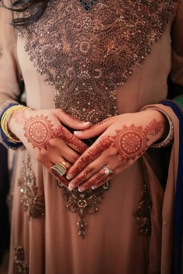 simple and stunning #henna