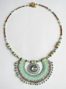 how to make beaded jewelry beading patterns make up most of the designs of beaded jewelry here are some of the beading patterns that are trending these - Handmade Jewelry Design Ideas