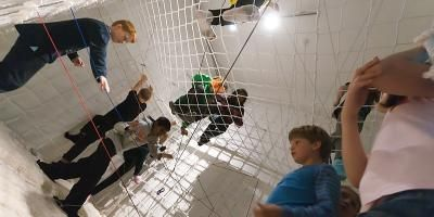 Bring your children to KODE 4, The Childrens Art Museum! Bergen, Norway.