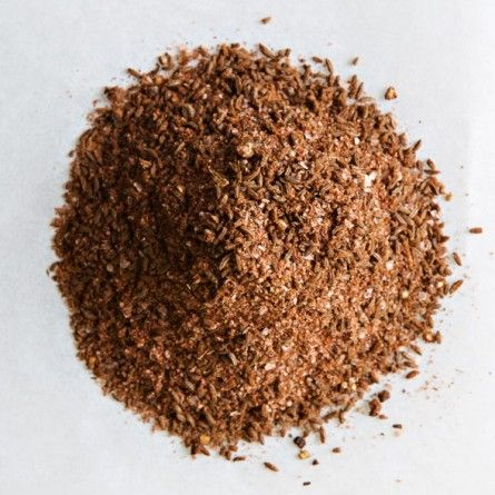 Toasted Caraway-Salt Rub Recipe