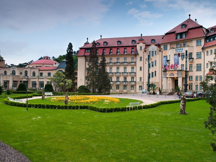 The best Health & Spa Resort is Thermia Palace in Piešťany. FIT Reisen has awarded the first prize to one of the most luxurious spa hotels in Slovakia at ITB Berlin Travel Trade Show. www.fitreisen.de/guenstig/slowakei/westslowakei/piestany/thermia-palace/