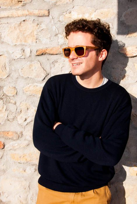The right sunglasses will make your day far better! #kerblolz wooden glasses are the best for your original and conscious style! Find them on #tieapart.com!!