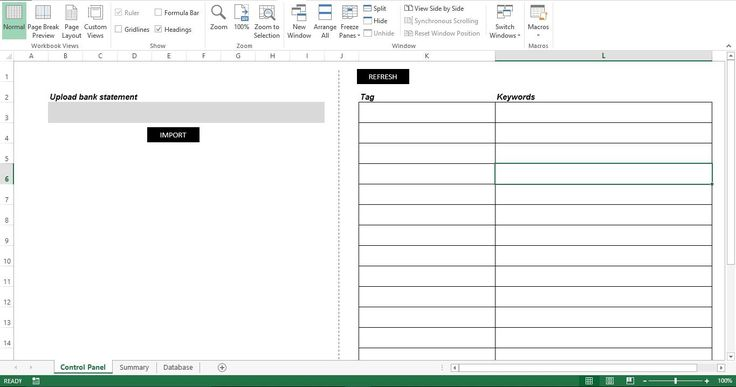 How to Import and Analyze Your Bank Statements in Excel https - bank statements