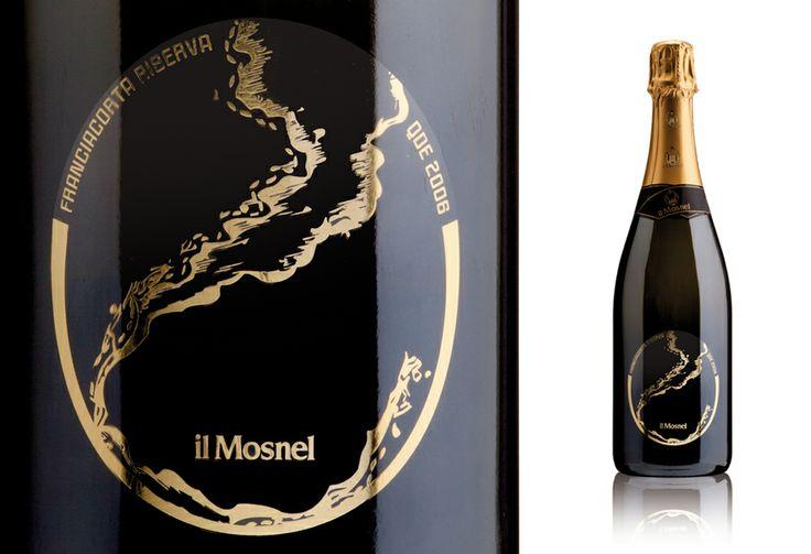 Wine label  - Il Mosnel