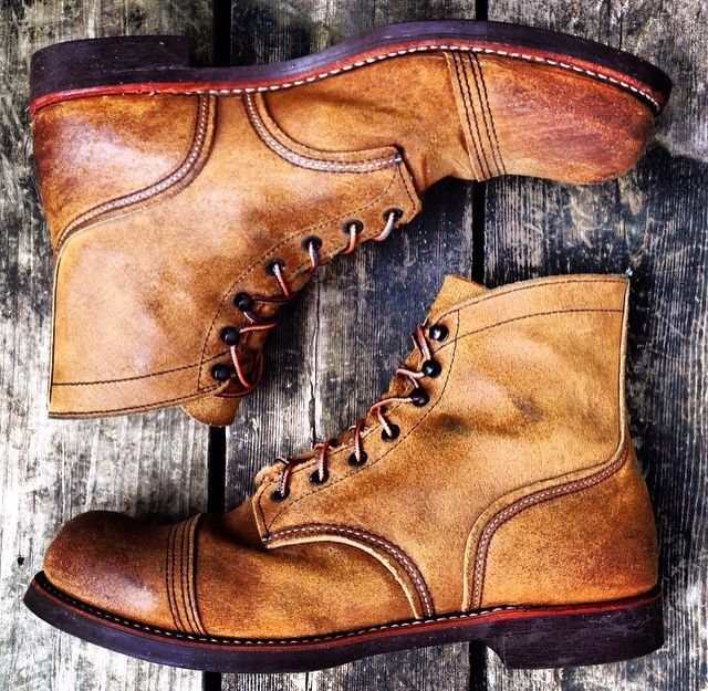 #Red Wing #Iron #Rangers 8113.