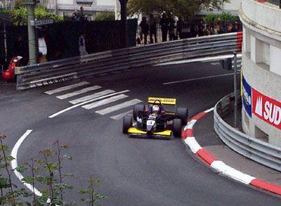 "Gareth Rees - Lola T96/50 Zytek KV - Den Bla Avis (Super Nova ""B"" team) - LVIII Grand Prix de Pau 1998"