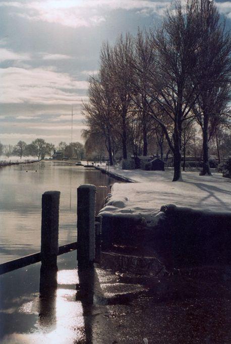 'Langs de Hollandse IJssel' #IJsselstein - Grada Koppers-Oostrum - Van Oord Makelaardij Fotowedstrijd IJsselstein