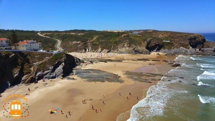 Go to Zambujeira do Mar beach, in Alentejo, very popular in the summer, specially during the Sudoeste Festival which takes place in the first week of August.