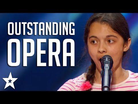 OUTSTANDING OPERA Acts on Got Talent | Including Laura Bretan, Susan Boy...