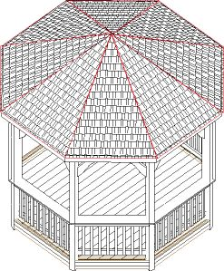 116 best images about bird butterfly owl bat nest box for 8 sided gazebo plans