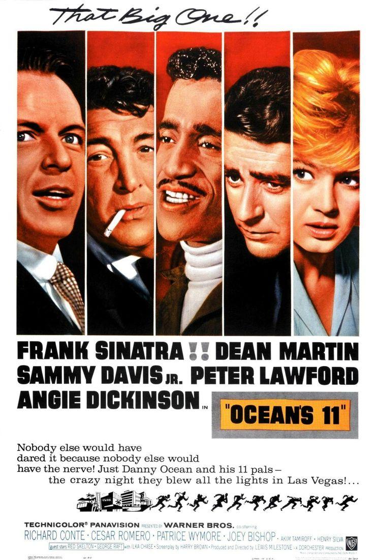 1960 - La cuadrilla de los once (Ocean's Eleven) - Lewis Milestone
