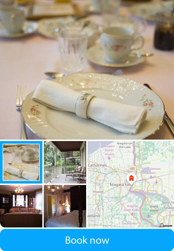 Redwood Bed and Breakfast (Niagara Falls, Canada) – Book this hotel at the cheapest price on sefibo.