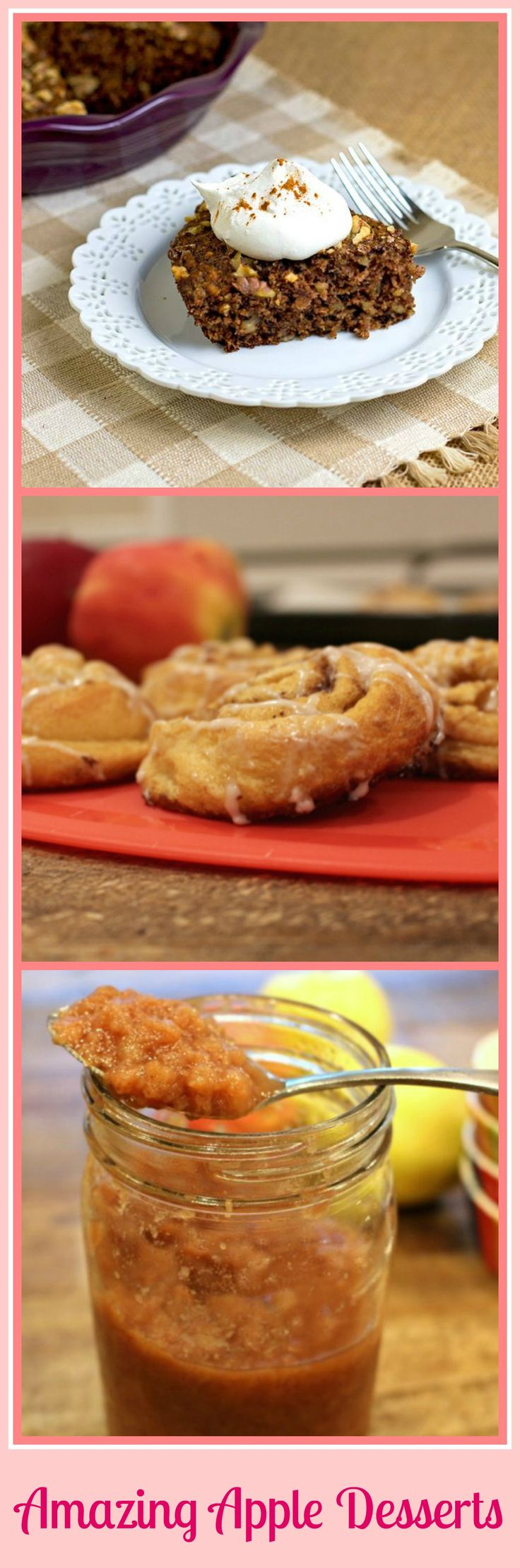 10 Fresh Apple Desserts and Easy to Follow Recipes