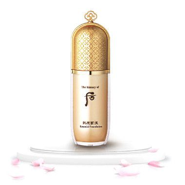 Whoo, Essential Foundation SPF22 PA++ The History of Whoo | KollectionK