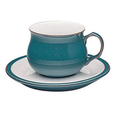 Denby Denby u0027Greenwichu0027 tea saucer- at Debenhams.com | TEACUPS u0026 SAUCERS | Pinterest | Teas Dinnerware and Dining  sc 1 st  Pinterest & Denby Denby u0027Greenwichu0027 tea saucer- at Debenhams.com | TEACUPS ...