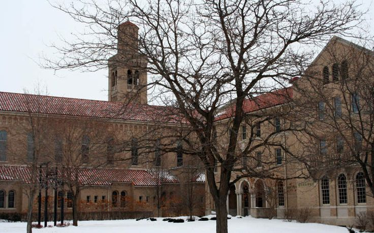 Winona, Minnesota College of St Theresa Winona minnesota