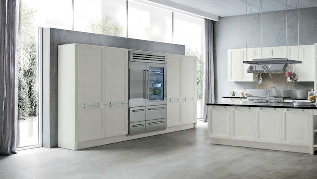 I have always wanted a Sub-Zero refirgerator... here's a PRO 48 Refrigeration. Freezer on the left. Refrigerator on the right. High performance through and through. Its vast interior, like its bold exterior, is crafted of stainless steel. Available with or without a glass door, the PRO 48 may be built-in or freestanding.
