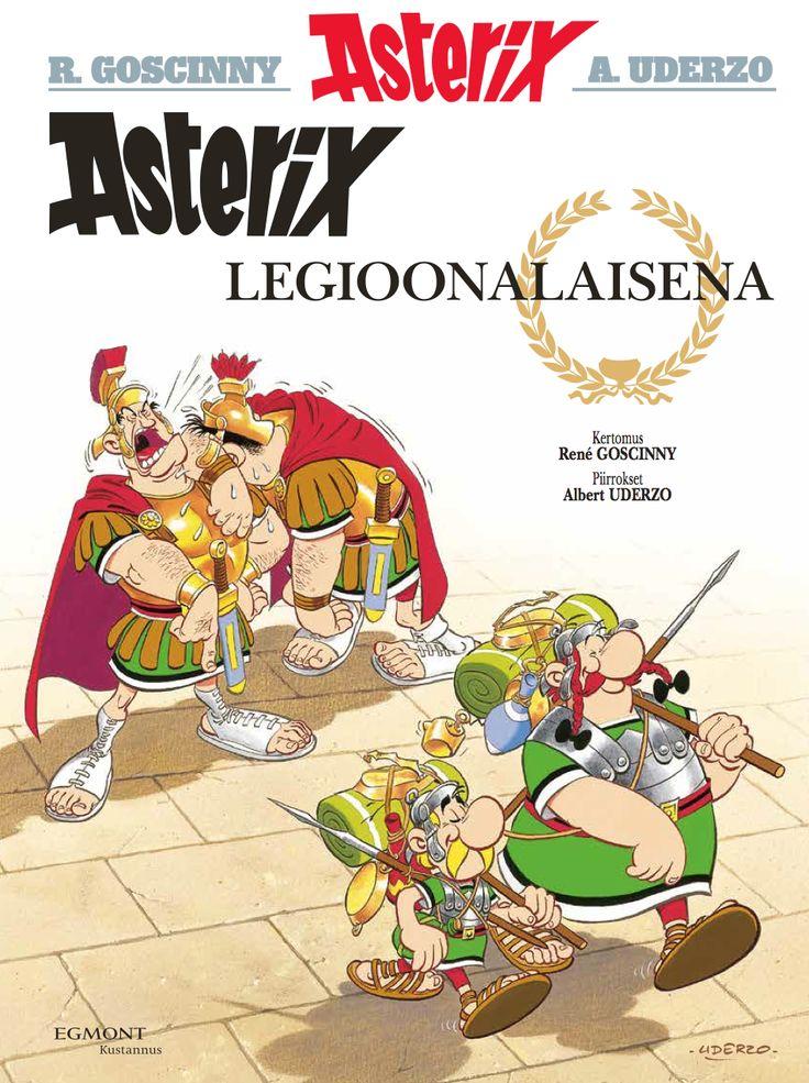 Nyt lehtipisteissä ja kirjakaupoissa! #Asterix #armeija #anarkia #historia #matkailu #sarjakuva #klassikko