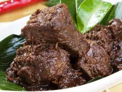 Rendang Padang - Simak rahasia cara membuat video resep rendang padang asli hitam kering ala restoran minang pariaman ncc yang paling pedas serta sederhana hanya disini.