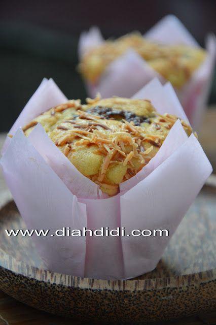 Diah Didi's Kitchen: Bluder Cake Tape Beragi..Enak dan Lembut..^^