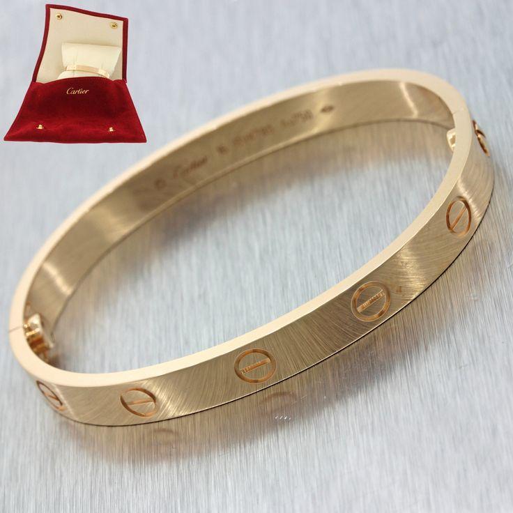 Favori 105 best Cartier Love images on Pinterest | Cartier jewelry  CM58