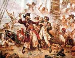 The Golden Age of Piracy lasted from about 1700 to 1725, until Royal pardons and pirate hunters brought it to an end. Some pirates began as privateers,...