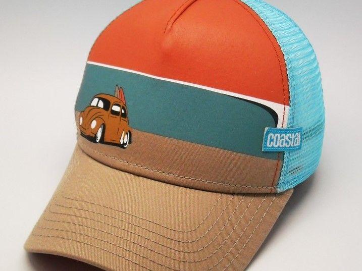 Marca de gorras que dedica todos los diseños al surf. Trabajan  principalmente con gorra trucker y mezclan un etilo surf con algo de  regiones costeras. 83106ef5cee