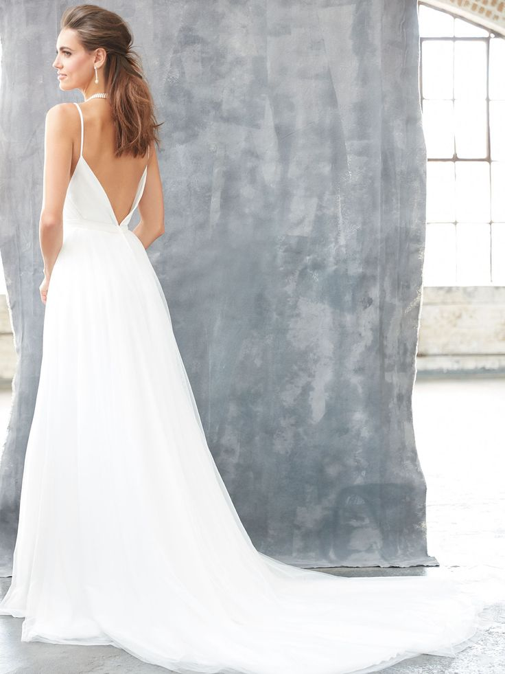 Popular Designer Madison James Style MJ Available at Bliss Bridal in Wisconsin