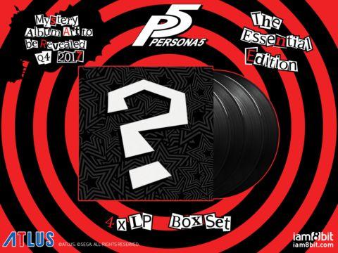 Iam8bit to release entire Persona 5 soundtrack on Vinyl