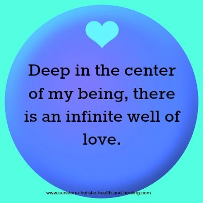 Infinite love quote