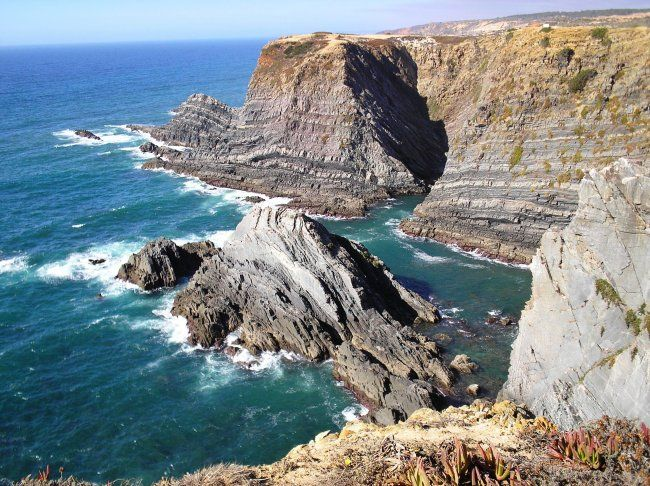 Odemira: Cabo Sardão #Alentejo #Portugal