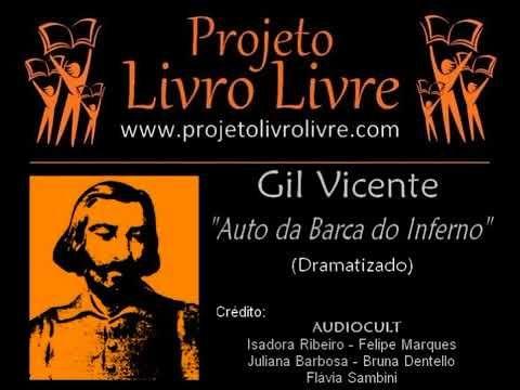 ÁudioLivro: Auto da Barca do Inferno dramatizado, de Gil Vicente - Proje...