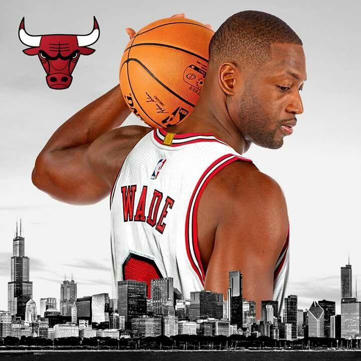 WADE Nuevi Refuerzo para los BULLS de Chicago