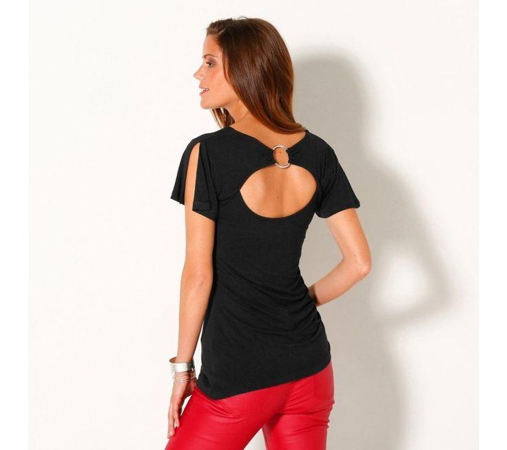 Tričko s krátkými rukávy | blancheporte.cz #blancheporte #blancheporteSK #blancheporte_sk #novakolekce #jaro #leto
