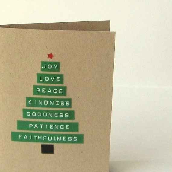 Holiday card. friendship, peace, health. Could have fun with it: wealth, prosperity, nookie, chocolate, a World Series